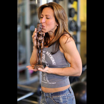 Modeling Photo Shoot, Linda Stephens, Figure Competition Model, 2011 Post Arnold Amateur Trophy Victory