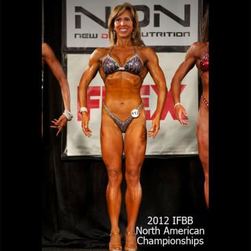 2012 IFBB North American Championships, Linda Stephens