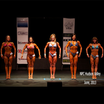 2013 NPC Hudson Valley Figure Competition, Linda Stephens