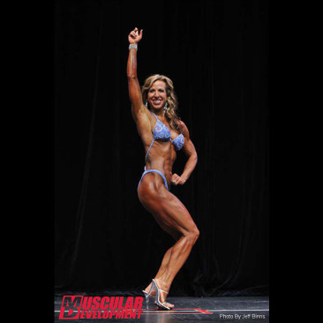 2014 Bev Francis NPC Atlantic States Figure Competition, Linda Stephens