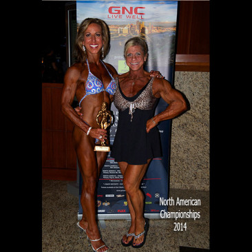 2014 IFBB North American Championships Figure Competition, Linda Stephens