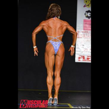 2014 NPC Team Universe Championships, Linda Stephens