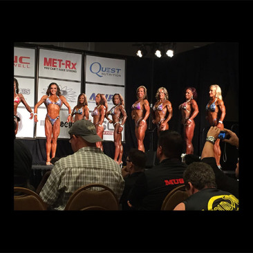2015 Pittsburgh Pro Masters Championships Figure Competition, Linda Stephens