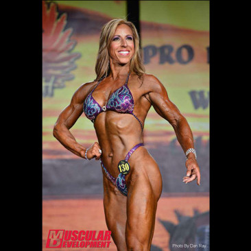 IFBB Tampa Pro Figure Competition, Linda Stephens