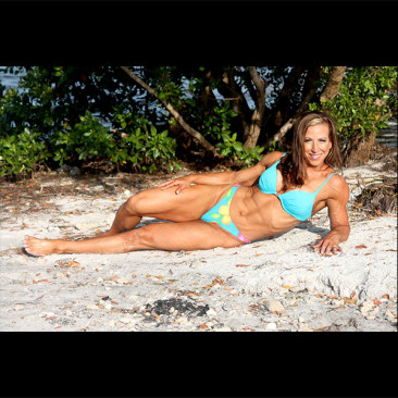 Modeling Photo Shoot, Linda Stephens, Figure Competition Model, Post IFBB Tampa Pro Event 2015